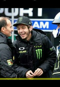 Valentino rossi at the monza rally show 2013