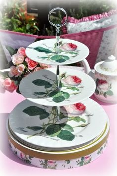 Grace Tea Ware Cake Stand | Shop for Cake Stands and China Ware to buy by Style,Colour and ...