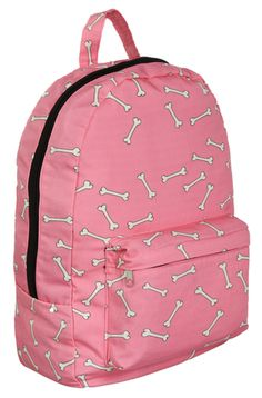 O-Mighty PINK BONES BACKPACK at Shop Jeen | SHOP JEEN
