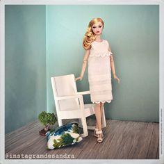 Ooak Poppy Parker & Victoria Designs.   von Sandraⓒ
