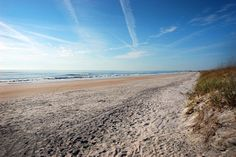 Huntington Beach State Park (South Carolina) is a pristine and wide open grand strand beach.