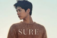 Park Bo Gum is Casually Handsome for Sure Korea October Edition | A Koala's Playground