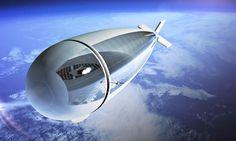 ストラトバス(StratoBus)。フランスに拠点を置くThales Alenia Spaceが発表した成層圏の飛行などに対応するドローン。通信やセキュリティおよび観測などのミッションに対応する。滞空時間は5年。