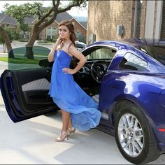 "Neimun Marcus blue ombré high low dress Hemmed to fit 5.2"" w/3"" heel. Sheer overlay. Neimun Marcus Neiman Marcus Dresses"