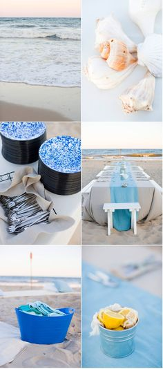love beach weddings