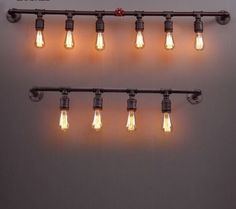 2-4-6-Lights-Loft-Vintage-Industrial-Wrought-Water-Pipe-Rust-Wall-lamp-Cafe-Bar