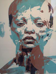 Lionel Smit - Contemporary Artist - Figurative Painting