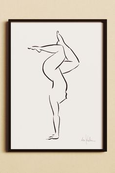 Meditation and Asana Yoga Poses are part of the Yoga series by the Austrian artist Andrea Kollar. All drawings are ink on paper. Yoga Art | aesthetic art | unique home decor | yoga painting | woman silhouette #andreakollar Black And White Art Drawing, Black And White Sketches, Black And White Posters, Black And White Aesthetic, Black And White Abstract, Yoga Painting, Oil Pastel Art, Charcoal Art, Ink Drawings