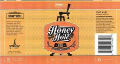 spindle tap honey hole TABC Label and Brewery Approvals February 12 2016 #craftbeer