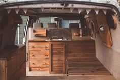 Camper Interior Ideas 67