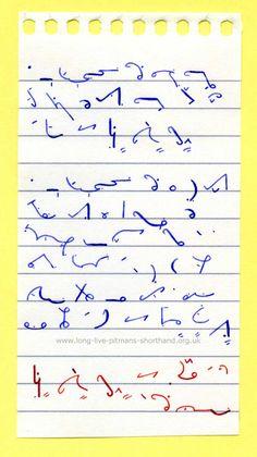 29 best pitman shorthand images on pinterest pitman shorthand pitmans new era calendar quote 3 fandeluxe Gallery