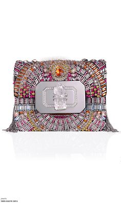 Marchesa evening bag Fall 2013