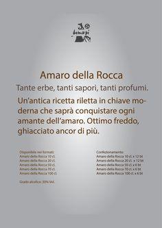Amaro della Rocca