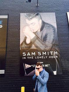 ♡ Sam Smith!!! Why you gotta be so handsome!!!!?!?!?