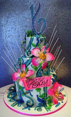 Tartas de cumpleaños - Birthday Cake - Sweet 16 cake,  Go To www.likegossip.com to get more Gossip News!