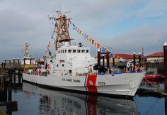 Coast Guard cutter Pea Island  Stationed in Key West, FL.  2008-2010