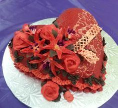 "Valentine's Cake ""Passion"""
