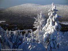 Santatelevision travel photo: Winter in Levi Mountain resort in Lapland in Finland – Mountain resort Levi in Finnish Lapland – Levi ski resort in Lapland Helsinki, Lapland Finland, Mountain Resort, Winter Landscape, Travel Around, Wonderful Places, Travel Photos, Mount Rushmore, Travel Destinations