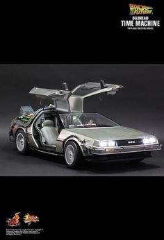 """""""Are you telling me that you built a time machine... out of a DeLorean?"""" Since the..."""