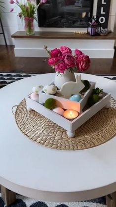 Cute Diy Room Decor, Diy Crafts For Home Decor, Diy Crafts For Gifts, Wood Crafts, Diy Projects To Try, Wood Projects, Deco Table, Do It Yourself Home, Tray Decor