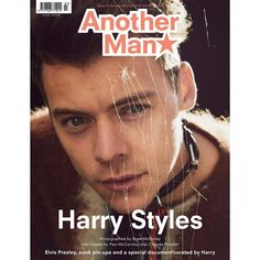 another_manINTRODUCING ANOTHER MAN ISSUE 23 | HARRY STYLES BY RYAN MCGINLEY x ALISTER MACKIE | ART DIRECTION AND LOGO BY STUDIO 191 | AVAILABLE 29.09.16