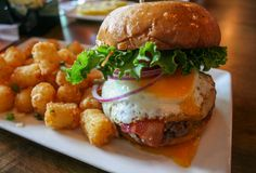 The 10 best burgers in Nashville and other great places to eat website.
