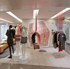 Harvey Nichols, by Lucky Fox, London, pinned by Ton van der Veer