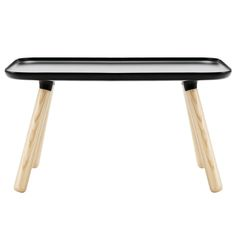 Rectangular Tablo table by Normann Copenhagen.