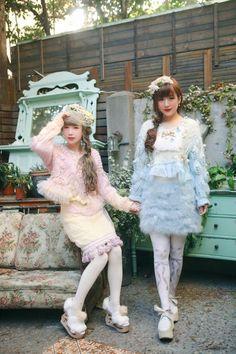 Cult Party Kei fashion