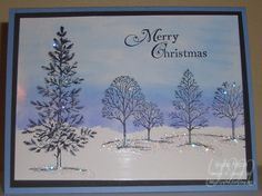 stamped card ideas | Christmas Cards | Rubber Stamping & Card Making with Yapha