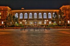 Ellis Library at the University of Missouri | Columbia, MO