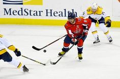 Ovechkin needs a hat trick in finale to hit 50 goals. Hes done it before. Sports