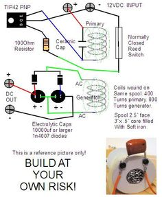 Homemade Circuit Projects: How to Collect Free Energy from ...