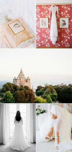 A Portugal Wedding Straight From a Fairytale (Castle Included!) – Style Me Pretty