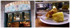 De Bilbao de toda la vida: Tortilla con Divisa en la Taberna Taurina de Ledesma