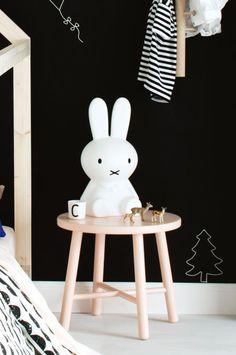 Miffy | http://www.jollyroom.se/produkter/mr-maria-lampa-miffy-small-vit | #jollyroom