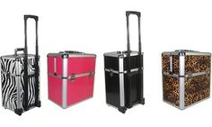 Groupon - Neo Beauty Make Up Vanity Case or Trolley Bag in 6 designs from £39.98 With Free Delivery. Groupon deal price: £39.98