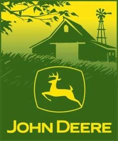 John Deere!  memories, sweet memories.  Love you dad