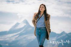 Miss Son Ye Jin from Crash Landing on You Sandro, Korean Celebrities, Celebs, Korean Outfits, Korean Fashion, Jamie Dornan, Gu Family Books, Hyun Bin, Korean Drama