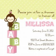 Cheap Baby Shower Invitations