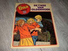 Dutch comic Tina topstrip 21 De twee van Oldenhoek  door Silly67, €7,50