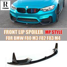 F80 M3 F82 F83 M4 Carbon Fiber Front Lip for BMW F80 M3 F82 F83 M4 Bumper 2012 - 2016 Auto Racing Car Styling Front Lip Spoiler