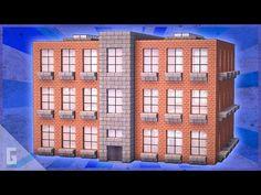 Amazing Minecraft Houses, Minecraft Modern City, Minecraft City Buildings, Minecraft Farm, Minecraft Mansion, Minecraft Architecture, Minecraft Crafts, Minecraft Skyscraper, Minecraft Ideas