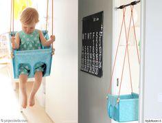 keinu,lastenhuone,tee-se-itse,diy,Tee itse - DIY