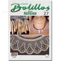 Manos Maravillosas Labores de Bolillos 27