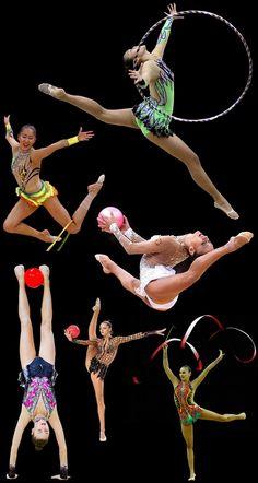 2012 Rhythmic Gymnastics