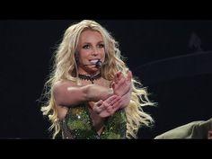 Britney Spears - POM 2.0 Live: Work Bitch, Womanizer, Break The Ice & POM (Las Vegas 2016) - YouTube