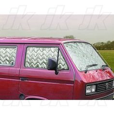 8-Piece Thermomat (Supplied with Suckers) for VW T25