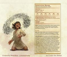 DnD Homebrew — Stonestrix Monsters Sylvan Stalker Lore by Thalate Dungeons And Dragons 5e, Dungeons And Dragons Homebrew, Fantasy Creatures, Mythical Creatures, Dnd Stats, Dnd Stories, Rpg Map, Dungeon Master's Guide, Dnd 5e Homebrew