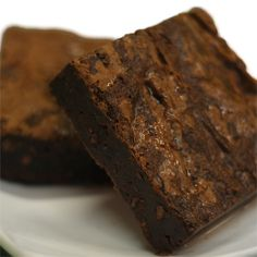 Fact or Opinion: After seeing this picture you will be craving our brownies fudgy goodness.....FACT